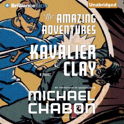 The Amazing Adventures of Kavalier & Clay