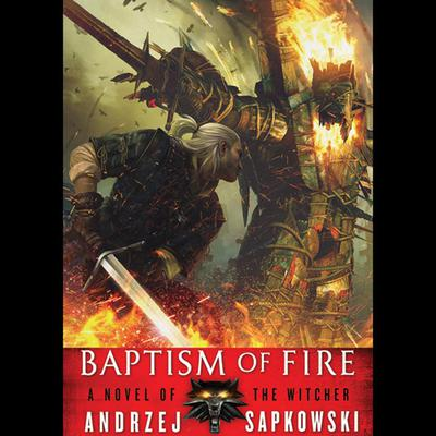 Baptism of Fire: Booktrack Edition