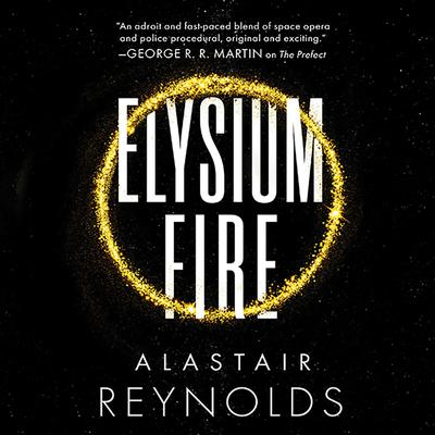 Elysium Fire cover image