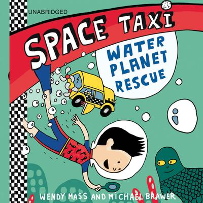 Space Taxi: Water Planet Rescue