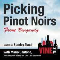 Picking Pinot Noirs from Burgundy