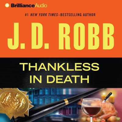 Thankless in Death - Abridged