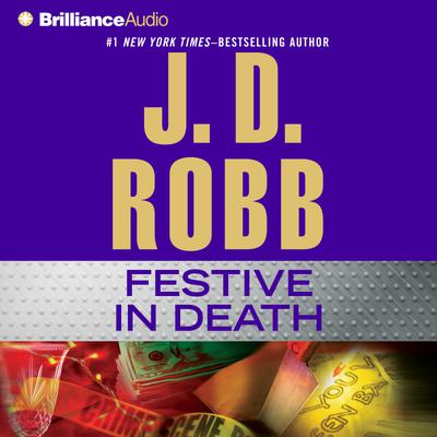 Festive in Death - Abridged