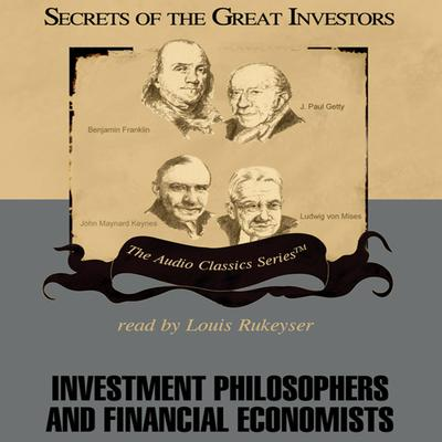 Investment Philosophers and Financial Economists