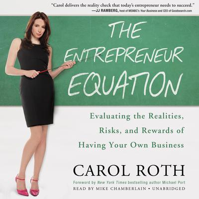 The Entrepreneur Equation