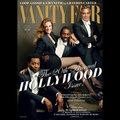 Vanity Fair: March 2014 Issue