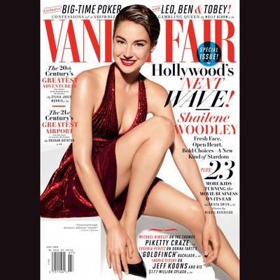 Vanity Fair: July 2014 Issue