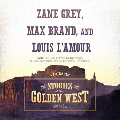 Stories of the Golden West, Book 3
