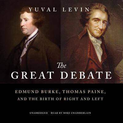 comparison essay on edmund burke and thomas paine George h smith discusses some background of the debate between thomas paine and edmund burke, and the furor created by paine's rights of man.