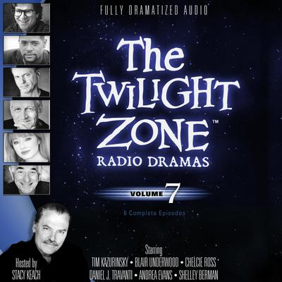 The Twilight Zone Radio Dramas, Vol. 7