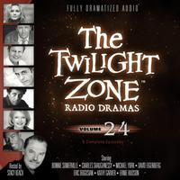 The Twilight Zone Radio Dramas, Vol. 24