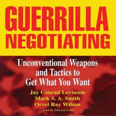 Guerrilla Negotiating