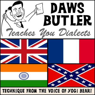 Daws Butler Teaches You Dialects