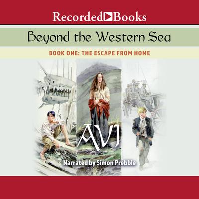 Beyond the Western Sea: Book One