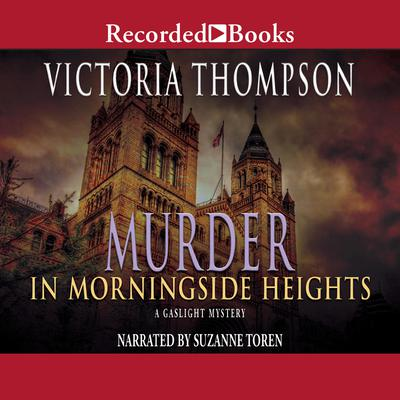 Murder in Morningside Heights