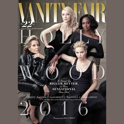 Vanity Fair: 2016 Hollywood Issue