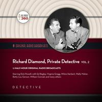 Richard Diamond, Private Detective, Vol. 2