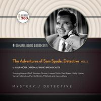The Adventures of Sam Spade, Detective, Vol. 2