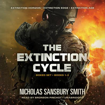 The Extinction Cycle Boxed Set, Books 1-3