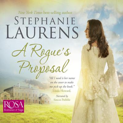 A Rogue's Proposal: Cynster Series, Book 4
