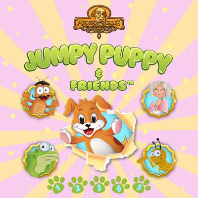 Jumpy Puppy - The First Five Tales