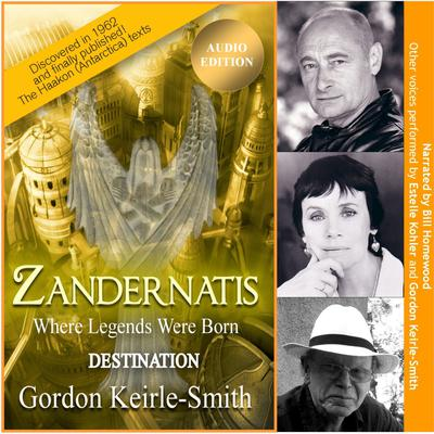 Zandernatis - Volume Two - Destination