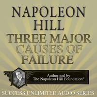Three Major Causes of Failure