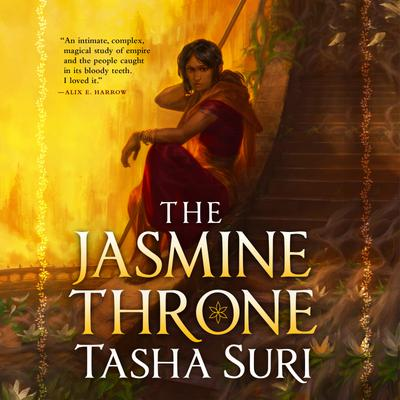 The Jasmine Throne