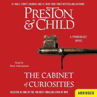 The Cabinet of Curiosities: Booktrack Edition - Abridged