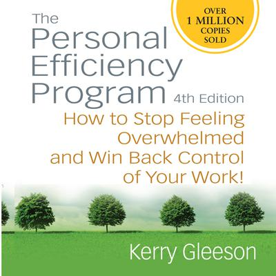 Personal Efficiency Program, 4th Edition