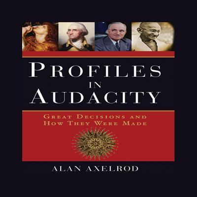 Profiles in Audacity