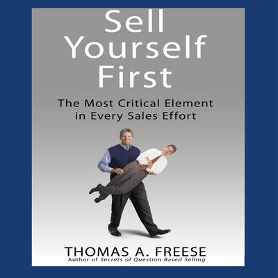Sell Yourself First