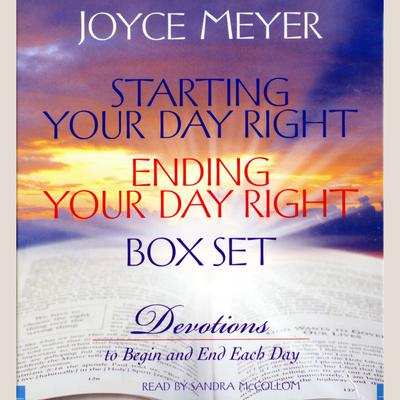 Starting Your Day Right/Ending Your Day Right Box Set - Abridged