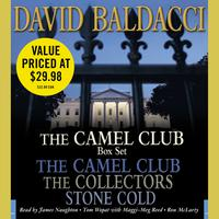 The Camel Club Audio Box Set - Abridged