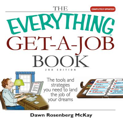 The Everything Get-a-Job Book - Abridged