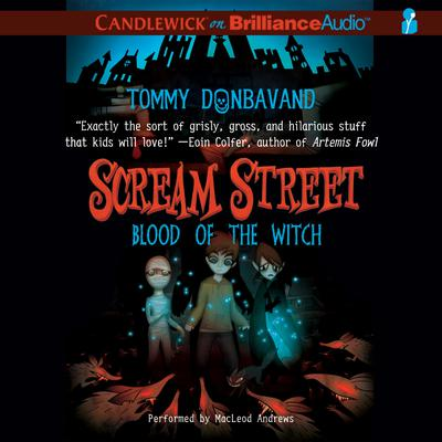 Scream Street: Blood of the Witch (Book #2)