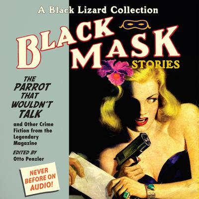 Black Mask 4: The Parrot That Wouldn't Talk