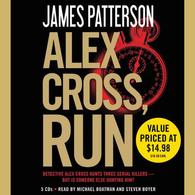 Alex Cross, Run - Abridged