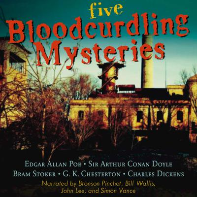 Five Bloodcurdling Mysteries