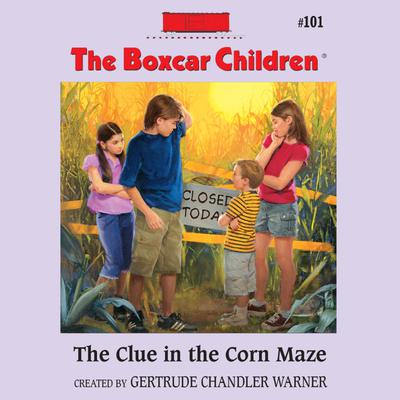 The Clue in the Corn Maze