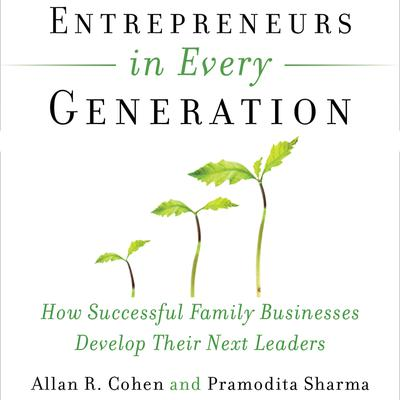 Entrepreneurs in Every Generation