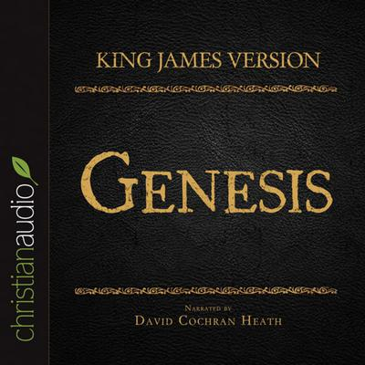 Holy Bible in Audio - King James Version: Genesis