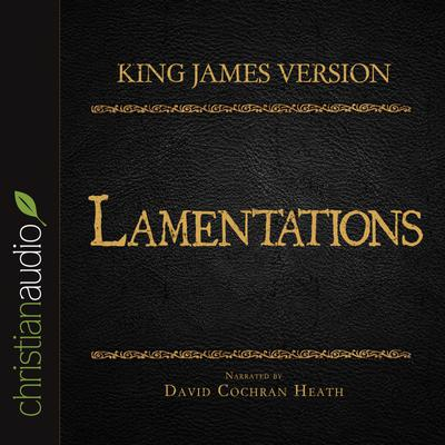 Holy Bible in Audio - King James Version: Lamentations