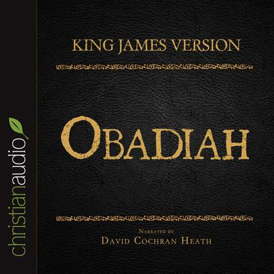 Holy Bible in Audio - King James Version: Obadiah