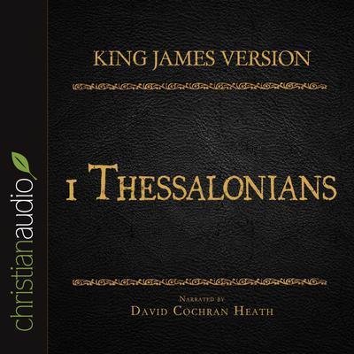 Holy Bible in Audio - King James Version: 1 Thessalonians
