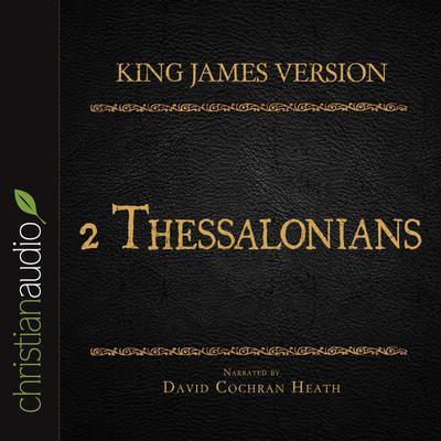Holy Bible in Audio - King James Version: 2 Thessalonians