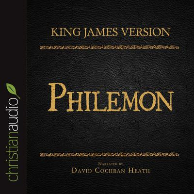 Holy Bible in Audio - King James Version: Philemon