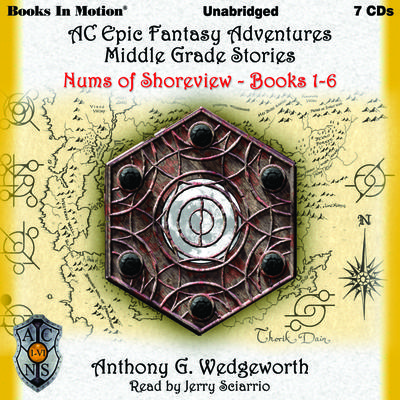 Nums of Shoreview (Altered Creatures Epic Fantasy Adventures Middle Grade Stories, Books 1-6)