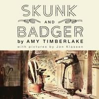 Skunk and Badger (Skunk and Badger 1)
