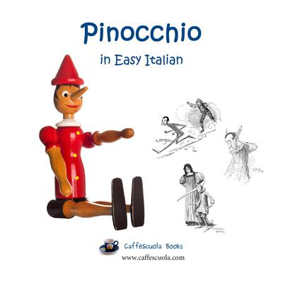 Pinocchio in Easy Italian